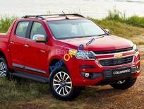 Bán Chevrolet Colorado High Country 2.8 AT 4x4 sản xuất 2018, màu đỏ, nhập khẩu nguyên chiếc