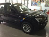 Cần bán xe BMW X3 xDrive20i đời 2016, màu đen, nhập khẩu nguyên chiếc như mới