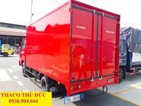 Cần bán Thaco Kia K165s 2017, màu đỏ, giá 337tr