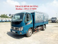 Cần bán Thaco OLLIN 360, thùng dài 4m25, mở 5 bửng, đời 2017, liên hệ 0914159099
