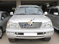 Bán Lexus LX 470 sản xuất 2005, màu bạc, nhập khẩu số tự động