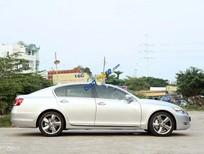 Cần bán gấp Lexus GS 350 đời 2008, màu bạc, xe nhập giá cạnh tranh