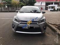 Bán ô tô Toyota Yaris đời 2015, màu bạc, nhập khẩu nguyên chiếc
