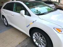 Bán Toyota Venza 2.7 đời 2010, màu trắng, nhập khẩu số tự động