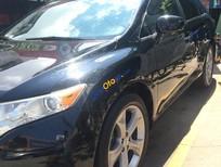 Xe Toyota Venza sản xuất 2009 màu đen, 839 triệu nhập khẩu