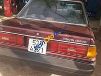 Bán ô tô Toyota Camry đời 1986, màu đỏ, 52tr