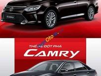 Siêu khuyến mại, siêu giảm giá Toyota Camry. Hỗ trợ thủ tục trả góp tối đa, lãi suất thấp nhất