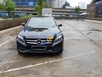 Bán xe Mercedes C200 đời 2015, màu đen, mới đi được 4 vạn, chỉ trả 350 triệu rinh xe về ngay