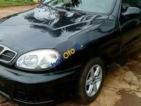 Bán Daewoo Lanos SX đời 2000, màu đen, 95tr
