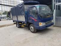 Cần bán xe tải Jac 2t4 vào thành phố, trả trước 30tr có xe ngay