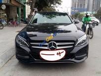 Bán xe Mercedes C200 đời 2015, màu đen, mới đi được 4 vạn, chỉ trả 350 triệu rinh xe về ngay và luôn
