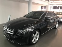 Bán xe Mercedes E250 đời 2016, màu đen xe đẹp bảo hành hãng, giá rẻ