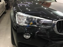 Bán BMW X3 xDrive20i đời 2016, màu đen, xe nhập đẹp như mới