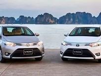 Toyota Vios khuyến mãi cực sốc, tặng tiền mặt, phụ kiện chính hãng, hỗ trợ mua xe trả góp, hotline 0987404316