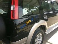 Bán ô tô Ford Everest AT đời 2009, màu đen số tự động, giá 395tr
