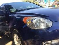 Bán Hyundai Verna đời 2008, màu xanh lam, nhập khẩu Hàn Quốc số sàn, 238 triệu