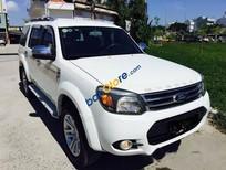 Bán xe Ford Everest 2.5L sản xuất 2014, màu trắng xe gia đình, 640tr