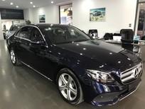 Bán xe Mercedes E250 sản xuất 2016, đăng ký 2017 màu đen, giá 1.989 tỷ