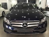 Bán xe Mercedes E250 sản xuất 2016, đăng ký 2017 màu đen, giá 1,989 tỷ
