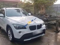 Cần bán lại xe BMW X1 3.0 đời 2010, màu trắng, nhập khẩu chính chủ