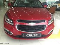 Giảm ngay 70 triệu khi mua xe Chevrolet Cruze LTZ, số tự động, chỉ cần 80 triệu có ngay xe lăn bánh