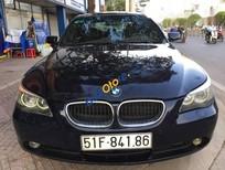 Cần bán BMW 5 Series 530i đời 2008, màu đen, nhập khẩu số tự động, giá chỉ 349 triệu