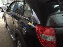 Bán Chevrolet Captiva LT đời 2008, màu đen, nhập khẩu nguyên chiếc