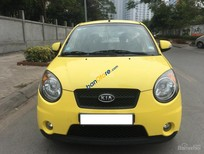 Bán xe Kia Morning SLx đời 2008, màu vàng, nhập khẩu nguyên chiếc như mới giá cạnh tranh