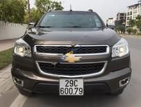 Bán Chevrolet Colorado 2.8AT đời 2015, màu nâu, nhập khẩu Thái như mới
