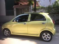 Cần bán gấp Daewoo Matiz AT 1.1 2007, màu vàng, nhập khẩu, 165 triệu