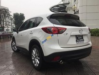 Cần bán lại xe Mazda CX 5 2.0 AT đời 2015, màu trắng
