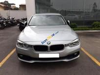 Bán BMW 320i LCI sản xuất 2015 màu bạc, nội thất đen, biển Hà Nội