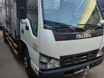 Xe tải Isuzu 2 tấn màu trắng, trả góp 95% giá trị xe