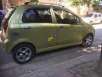 Cần bán gấp Chevrolet Spark AT 1.1 đời 2007, màu vàng, nhập khẩu Hàn Quốc xe gia đình