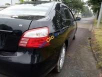 Bán Toyota Vios E đời 2010, màu đen chính chủ, giá 286tr