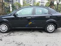Bán Daewoo Gentra SX đời 2011, màu đen, ít sử dụng giá cạnh tranh