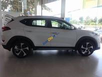 Bán ô tô Hyundai Tucson 1.6 T-GDI năm 2017, màu trắng