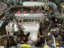 Bán Toyota Camry đời 1990, màu đỏ, nhập khẩu