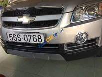 Bán xe Chevrolet Captiva AT đời 2010, màu bạc còn mới