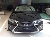 Bán Lexus ES 250 đời 2017, màu đen, nhập khẩu