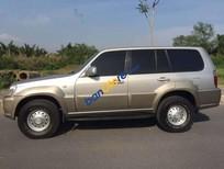 Chính chủ bán Hyundai Terracan đời 2004, màu vàng
