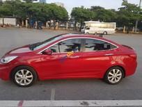 Cần bán xe Hyundai Accent Blue đời 2015, màu đỏ, nhập khẩu nguyên chiếc chính chủ