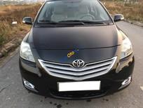 Bán xe Toyota Vios E đời 2010, màu đen