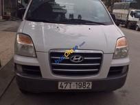 Bán xe bán tải Hyundai Starex 6 chỗ 8 tạ, đời 2005, máy cơ, số sàn