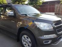 Cần bán xe Chevrolet Colorado LTZ 2.8 2014, màu nâu, nhập khẩu số sàn