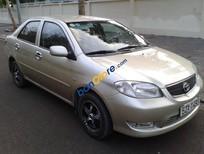 Cần bán gấp Toyota Vios G 1.5L đời 2003 số sàn