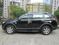Bán Chevrolet Captiva LTZ đời 2007, màu đen số tự động