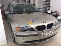 Cần bán BMW 3 Series 318i đời 2002