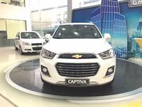Bán Chevrolet Captiva 2018, tháng 9 giảm 60 triệu, hỗ trợ trả góp 90% giá trị xe. Giá tốt LH 0962951192