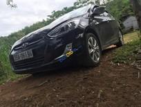 Cần bán xe Hyundai Accent 1.4L đời 2015, màu đen, nhập khẩu chính chủ, giá 439tr